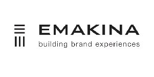 logo of our customer emakina