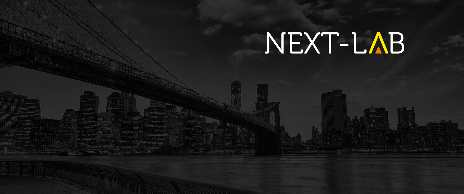 banner de la division Next-Lab pour le site de Next-Way