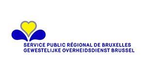 logo du client SPRB ministère Bruxelles capitale
