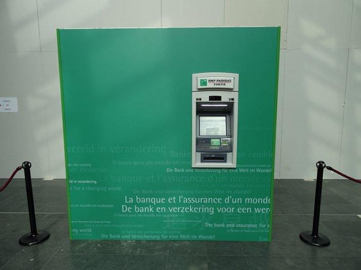 Cash Unit Bnp Fortis Mons