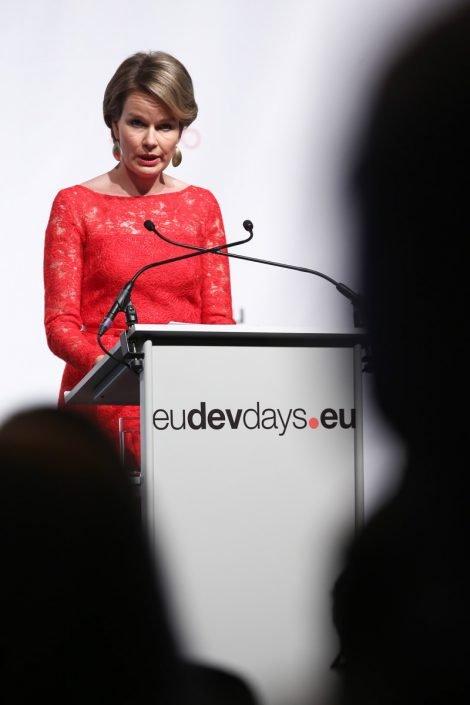 eudevdays - JDD - EDD 2016 the Queen of Belgians