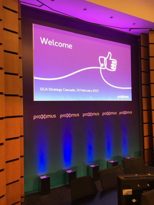 Proximus Conférence CEO