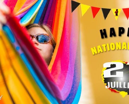 fête nationale 21 juillet
